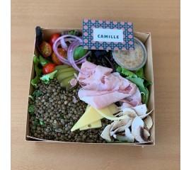 Big Salade Lentilles Jambon...