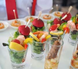 Cocktail Apéritif Gourmet