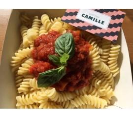 Pasta Tomates Basilic
